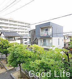 福岡県福岡市中央区地行3丁目の賃貸アパートの外観