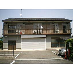 神奈川県横浜市戸塚区影取町の賃貸アパートの外観