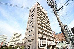 愛知県豊田市神田町1丁目の賃貸マンションの外観