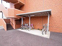 岐阜県美濃加茂市中部台8丁目の賃貸マンションの外観