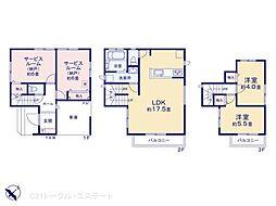 四ツ木駅 4,390万円