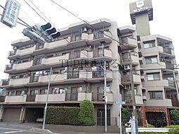埼玉県川口市朝日4丁目の賃貸マンションの外観