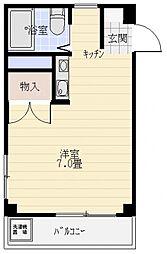 日栄ビル[305号室号室]の間取り