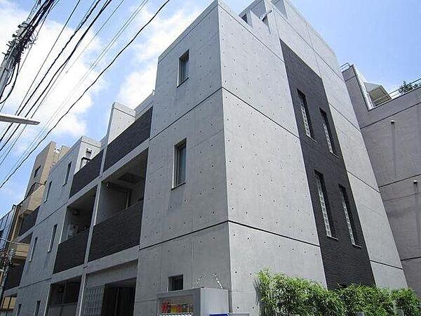東京都新宿区西新宿8丁目の賃貸マンション
