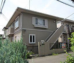 中村アパート[101号室]の外観