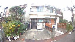 [テラスハウス] 大阪府東大阪市布市町1丁目 の賃貸【/】の外観