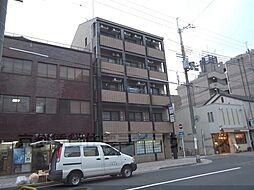 二条丸美ビル[513号室]の外観