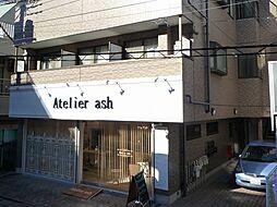 アドレ生田[201号室号室]の外観