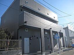 マクト上新井[203号室]の外観