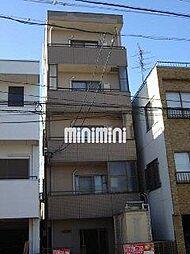静岡県静岡市葵区馬場町の賃貸マンションの外観