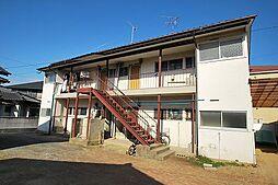 黒田アパート[1階]の外観