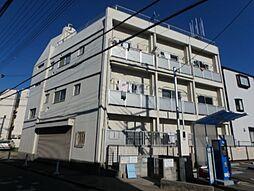 甲南マンション[2階]の外観