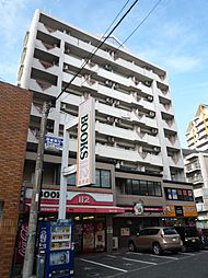 福岡県北九州市小倉南区北方3丁目の賃貸マンションの外観