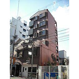 大阪府大阪市阿倍野区西田辺町2丁目の賃貸マンションの外観