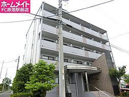 愛知県日進市竹の山1丁目の賃貸マンションの外観