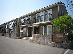 愛媛県松山市正円寺4丁目の賃貸アパートの外観