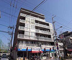 京都府京都市北区小山西上総町の賃貸マンションの外観