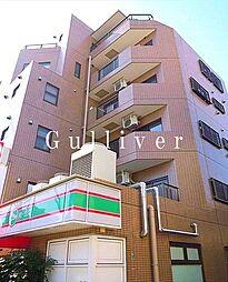 東京都杉並区桃井1丁目の賃貸マンションの外観