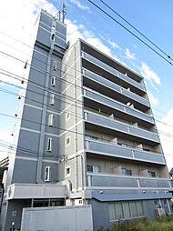 広島県広島市西区高須2丁目の賃貸マンションの外観