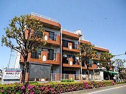 平田マンション[101号室]の外観