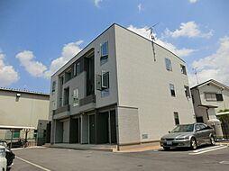 兵庫県伊丹市桑津2丁目の賃貸アパートの外観