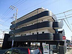 愛知県長久手市菖蒲池の賃貸マンションの外観
