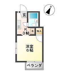 下地駅 1.9万円