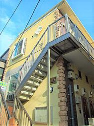 ユナイト 鹿島田セレーノエクシア[2階]の外観