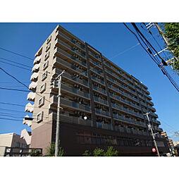 新潟県新潟市中央区上大川前通1番町の賃貸マンションの外観