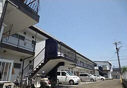 宮崎県宮崎市恒久の賃貸アパートの外観