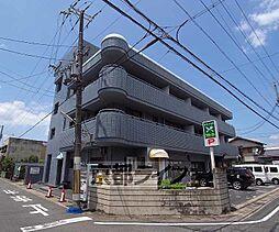京都府京都市右京区西京極郡町の賃貸マンションの外観