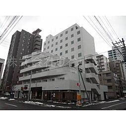 北海道札幌市中央区大通西23丁目の賃貸マンションの外観
