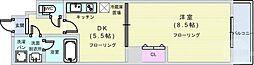 長堀橋駅 7.8万円
