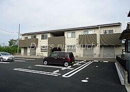 JR赤穂線 西大寺駅 徒歩17分の賃貸アパート