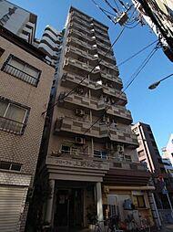 フローラル上野松が谷[4階]の外観
