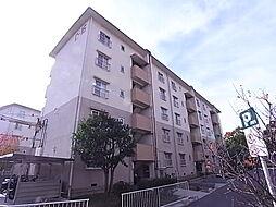 多聞台団地[3階]の外観