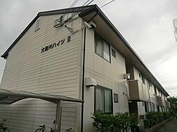 大和川ハイツ[1階]の外観