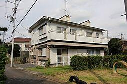東京都八王子市川口町の賃貸アパートの外観