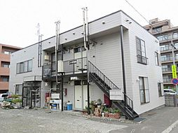 コーポ赤松[201号室]の外観