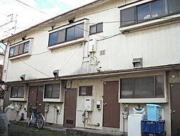 小野アパート[201号室]の外観