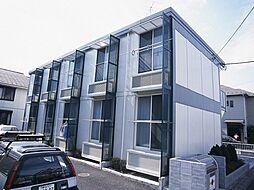 千葉県松戸市西馬橋5丁目の賃貸アパートの外観