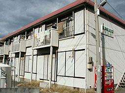 シティーハイム松江[2階]の外観