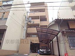 京都府京都市東山区大和大路通五条上る山崎町の賃貸マンションの外観