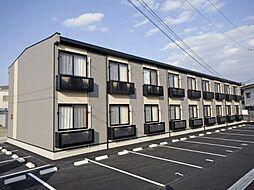 広島県三原市南方2丁目の賃貸アパートの外観