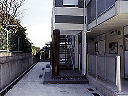 レオパレスSunHill[1階]の外観