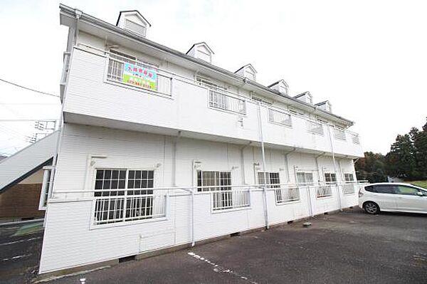ホワイトピアーA[0106号室]の外観