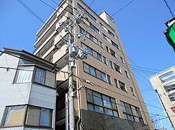 小松ビル[4階]の外観