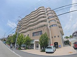 兵庫県宝塚市仁川北3丁目の賃貸マンションの外観