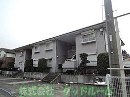 シェスタ仲町[1階]の外観