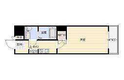 No.63 オリエントキャピタルタワー[17階]の間取り